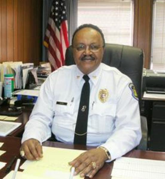 In this 2008, photo David Dorn poses. Dorn, a 77-year-old retired St. Louis police officer who served 38 years on the force was shot and killed by looters at a pawn shop early Tuesday,June 2, 2020, police said. David Dorn was found dead on the sidewalk in front of Lee's Pawn & Jewelry, which had been ransacked after peaceful protests over the death of George Floyd turned violent overnight.  (Scott Bandle, Suburban Journals/St. Louis Post-Dispatch via AP)