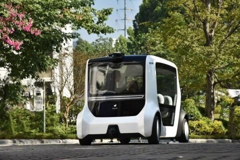 In Chinese First, Autonomous Vehicle Services Residential Compound