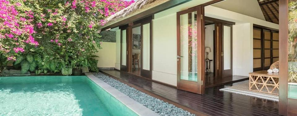 bali travezoo deal villa with pool