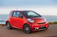 "<b>Worst Hatchback - <a href=""http://autos.yahoo.com/scion/iq/"" data-ylk=""slk:2014 Scion iQ"" class=""link rapid-noclick-resp"">2014 Scion iQ</a>:</b> This could've gone to the Smart as well, but in the interest of variety, the nearly-as-diminutive Scion iQ is still mightily deserving of this title. Now, we will certainly commend Toyota for its engineering abilities here, as the iQ truly is a marvel of vehicle packaging. By moving the passenger-side dash and firewall forward, there's theoretically enough room for two passengers to occupy the right-side seats in this ""2+1"" hatchback. There is also something to be said for its ability to fit in many of the same tiny parking spots as the Smart does, but with a proper transmission.<br><br>Nevertheless, there's something about the iQ that's utterly terrifying. The crash ratings and generous airbag count indicate it's safe, but we don't live in the crowded confines of Tokyo. Here in America, even the most congested urban areas are filled with irate Crown Victoria-driving cabbies and oblivious Suburban-driving soccer moms waiting to pulverize this little Scion like the bug it resembles. On the highway, should you dare to venture, the iQ lacks the stability and substantial feeling of other pocket cars like the <a href=""http://autos.yahoo.com/fiat/500/"" data-ylk=""slk:Fiat 500"" class=""link rapid-noclick-resp"">Fiat 500</a> and <a href=""http://autos.yahoo.com/mini/cooper-hardtop/"" data-ylk=""slk:Mini Cooper"" class=""link rapid-noclick-resp"">Mini Cooper</a>.<br><br>Let us also not forget that the iQ spawned the Aston Martin Cygnet, which is a crime against all that is dignified in this world."