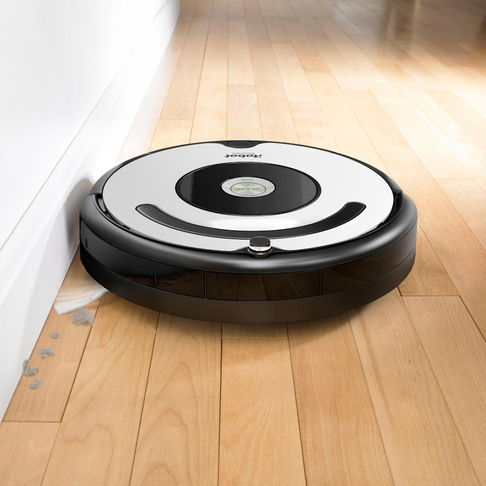 Does Roomba E6 Learn The Floor Plan