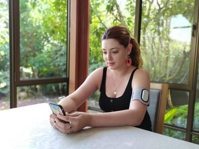 The smartphone-controlled Nerivio® is FDA-cleared for acute treatment of episodic and chronic migraine in people 12 years and older