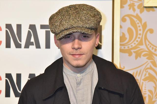 Brooklyn Beckham is already a pro when it comes to photography. (Photo: Jeff Kravitz/FilmMagic)