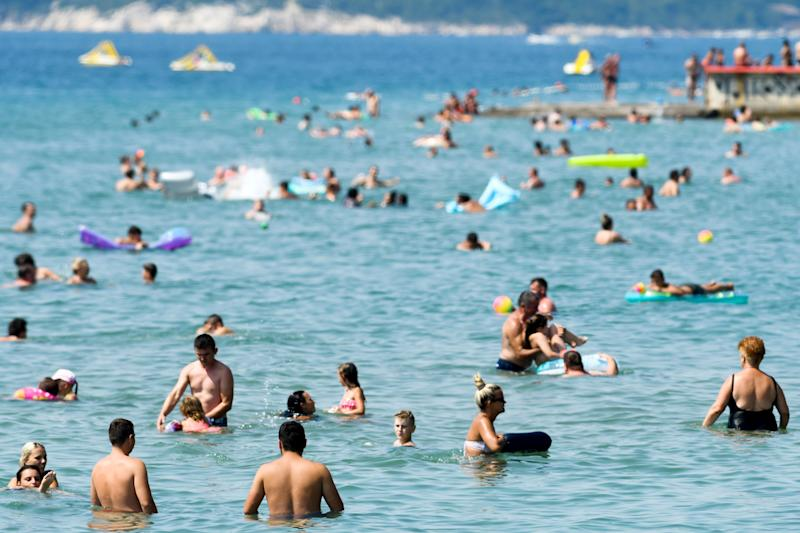Sparatoria tra i bagnanti in spiaggia, agguato a Torvaianica (Getty Images)