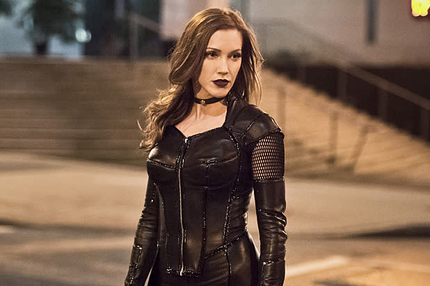 Katie Cassidy is Officially Returning to 'Arrow' as a Series Regular!