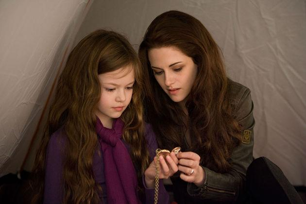 Bella and her daughter. (Photo courtesy of Shaw Organisation)