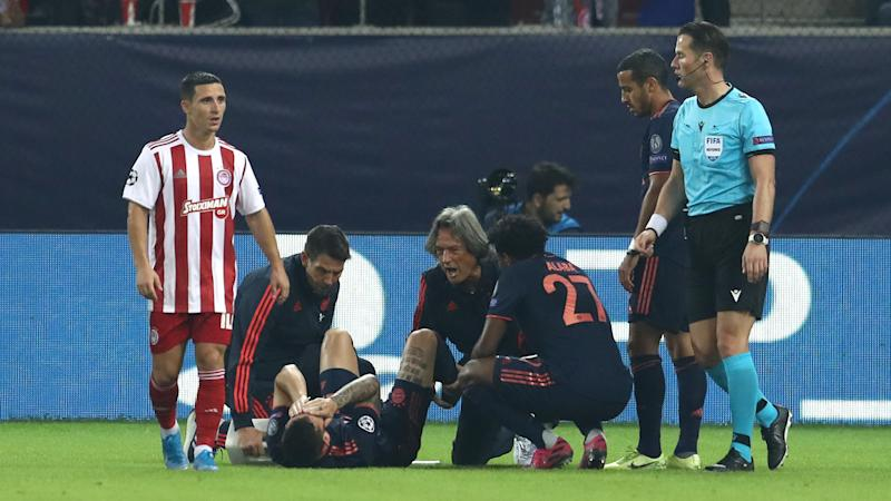 Lucas Hernandez out for a long time, confirms Bayern Munich sporting director