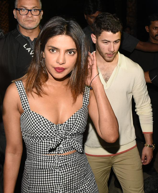 <p>Sources told People, Jonas taking PeeCee as his plus one to the cousin's wedding was a big deal. </p>