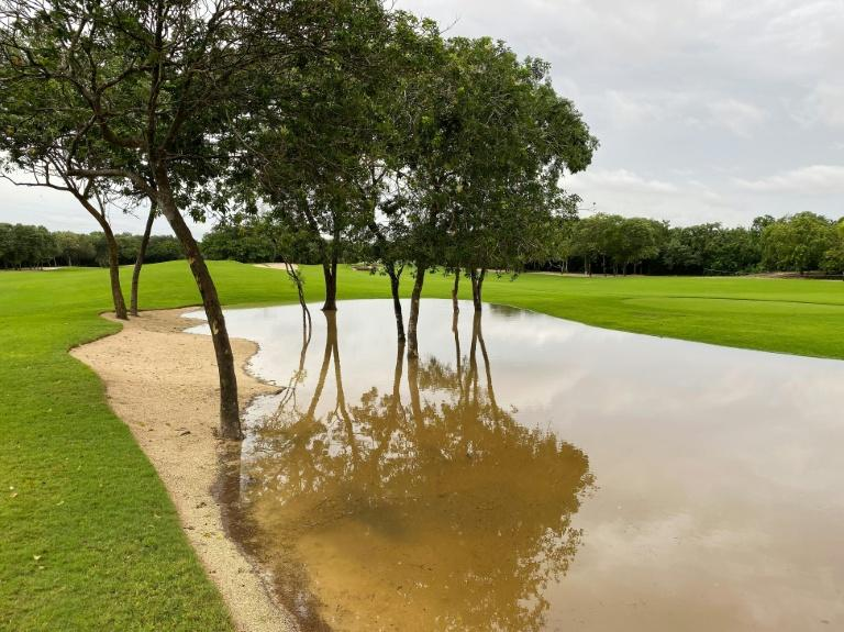 Mayakoba Golf Classic to start on Friday after heavy rain