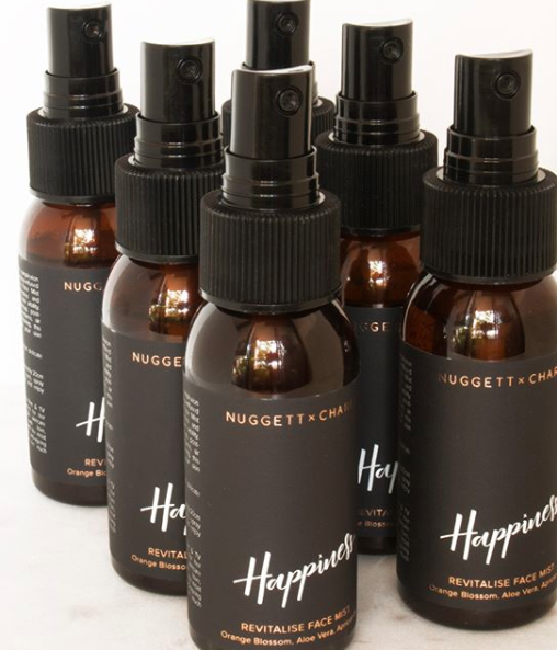 Nuggett x Charlie Happiness Revitalise Face Mist