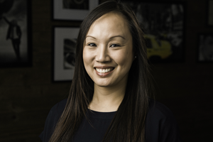 """Jessica Lee-Wen has been promoted to the new position of Chief Marketing Officer at Casoro Group. Jessica joined Casoro in 2013, and her work as Director of Marketing has successfully built Casoro's unique brand as a multifamily, vertically integrated multifamily developer, minority-founded and owned, committed to the mission of """"Better Homes for Better Lives"""" for its residents in the booming Sunbelt knowledge worker sector."""