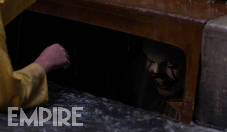 A new look at Stephen King's IT - Credit: Empire Magazine