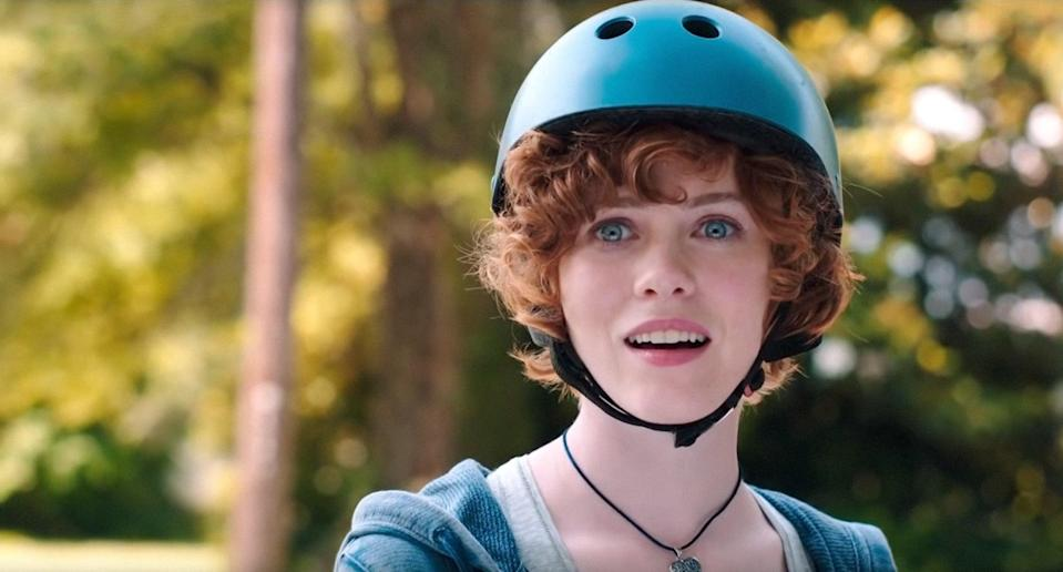 """<p><strong>HBO Max's Description:</strong> """"It's Girl Power, detective-style when rebellious skateboarder and teen sleuth Nancy Drew leads her new chums into investigating a mystery involving a potentially haunted house.""""</p> <p><a href=""""https://play.hbomax.com/feature/urn:hbo:feature:GXTowEwrflJ5llQEAAGSU"""" class=""""link rapid-noclick-resp"""" rel=""""nofollow noopener"""" target=""""_blank"""" data-ylk=""""slk:Watch Nancy Drew and the Hidden Staircase on HBO Max here!"""">Watch <strong>Nancy Drew and the Hidden Staircase</strong> on HBO Max here!</a></p>"""