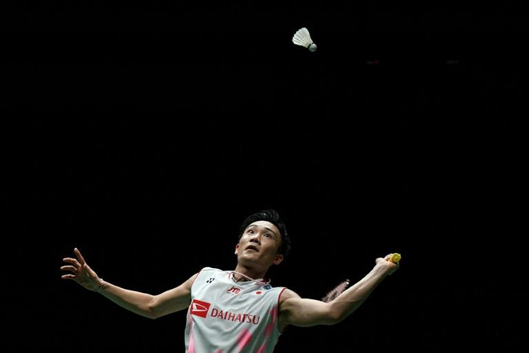Japan's Momota suffered a orbital fracture in a car crash in Kuala Lumpur