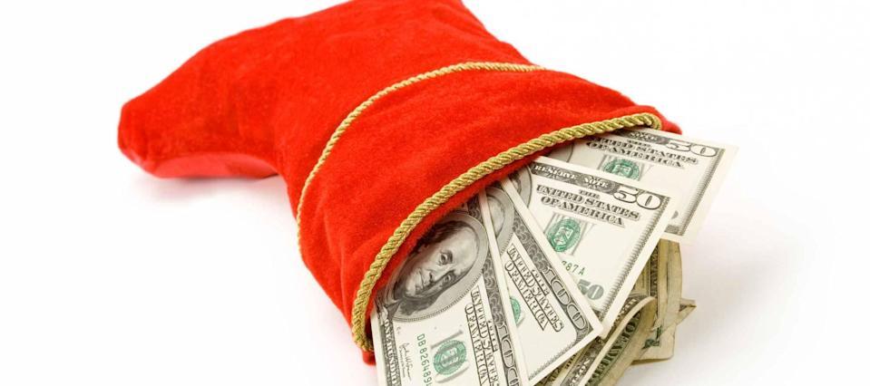 9 ways to put a $1,200 stimulus payment in your own holiday stocking