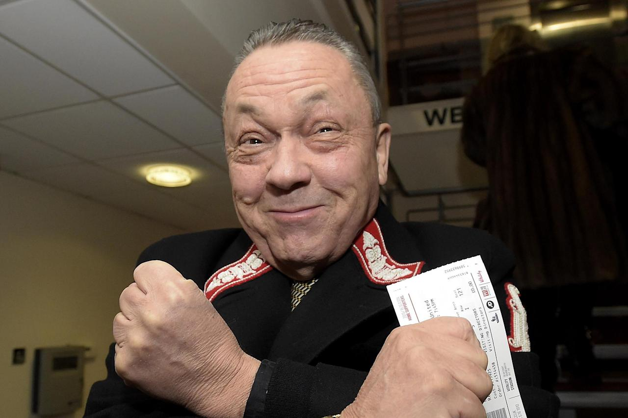 West Ham aiming to win Premier League, FA Cup and League Cup this season, says David Sullivan