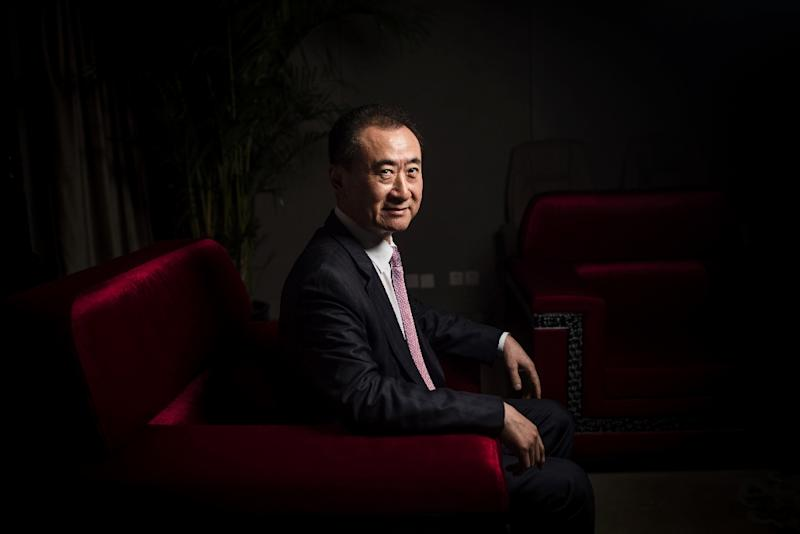 Wanda Group has dismissed as 'utterly basless' reports that chairman Wang Jianlin had been detained by authorities and told he could not leave China