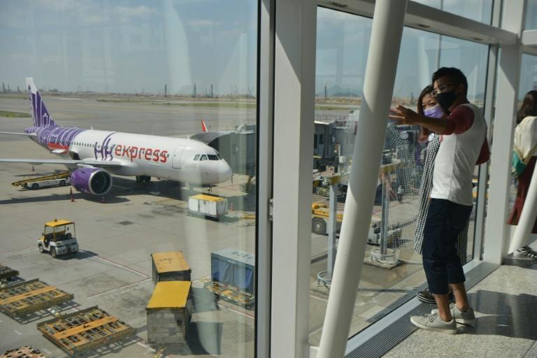 HK Express said it would offer three 'nowhere' flights in November