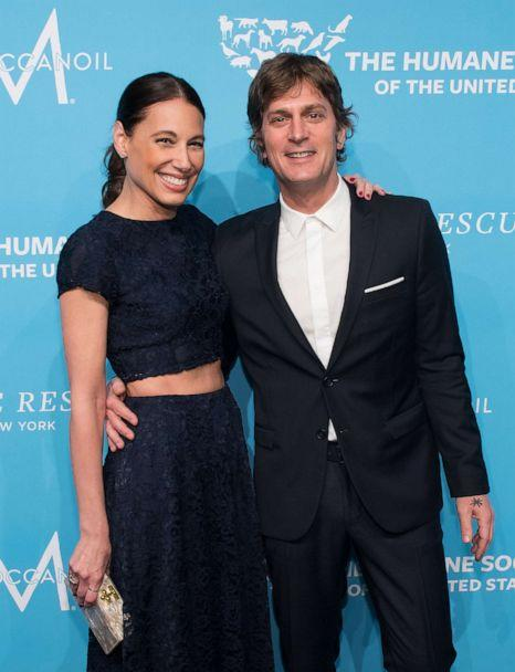 PHOTO: Marisol Maldonado and Rob Thomas attend The Humane Society Of The United States 9th Annual To The Rescue! Gala at Cipriani 42nd Street, Nov. 9, 2018, in New York City. (Mike Pont/Getty Images, FILE)
