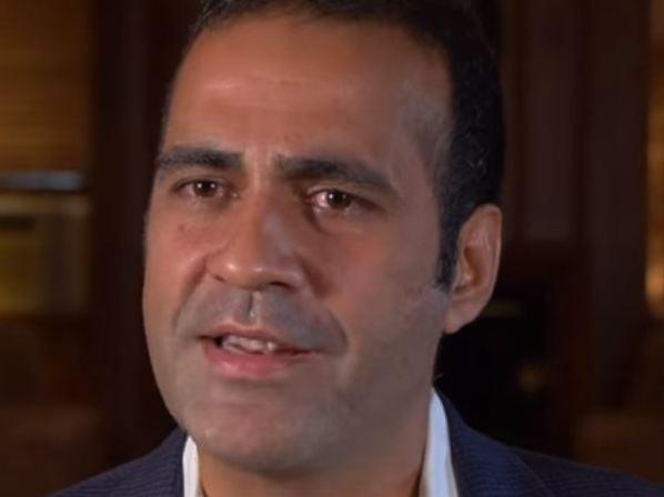 Aatish Taseer fears he may never see his elderly grandmother again: YouTube/Amherst College