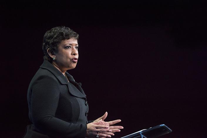 Lynch became the nation's top cop last April after a lengthy confirmation hold-up, and is the first black woman to hold the post. Almost immediately, Lynch assured that <a href=&quot;http://www.huffingtonpost.com/loretta-lynch/prosecution-is-only-one-aspect-of-a-comprehensive-justice-system_b_7905620.html&quot;>criminal justice reform</a> would be a top priority for her Justice Department. She's pressed for police reform in Baltimore, Ferguson, Chicago and other cities, and launched a $53 million program to <a href=&quot;http://www.theatlantic.com/politics/archive/2015/10/lynch-wif-tk/408604/&quot;>reduce recidivism</a>. <br /><br />&quot;America is a land of second chances --&amp;nbsp;but it must also be a land where we give opportunities to young people who haven't gotten a chance at all,&quot; <a href=&quot;http://www.upi.com/Top_News/US/2015/07/16/US-Attorney-General-Loretta-Lynch-calls-for-justice-reforms/5731437059645/&quot;>Lynch said</a> last year.