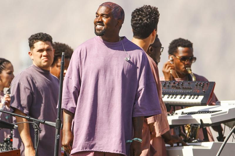 Kanye West announced the hotly-anticipated release date on Twitter: Getty Images