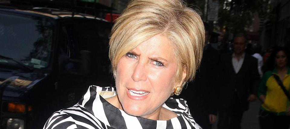 Suze Orman: Avoid this 'huge mistake' when refinancing to low mortgage rates