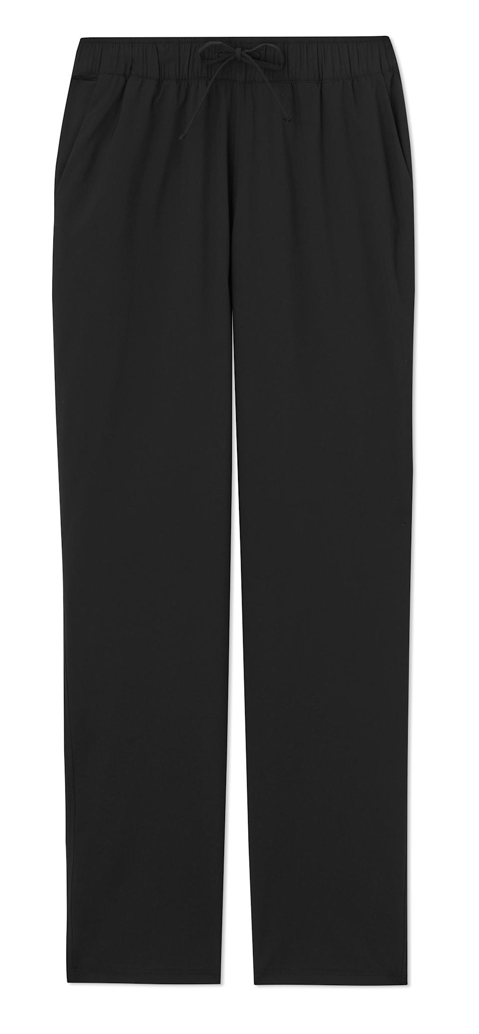 """<br><br><strong>Summersalt</strong> The On-The-Go Pant, $, available at <a href=""""https://go.skimresources.com/?id=30283X879131&url=https%3A%2F%2Fwww.summersalt.com%2Fproducts%2Fthe-on-the-go-pant-sea-urchin"""" rel=""""nofollow noopener"""" target=""""_blank"""" data-ylk=""""slk:Summersalt"""" class=""""link rapid-noclick-resp"""">Summersalt</a>"""