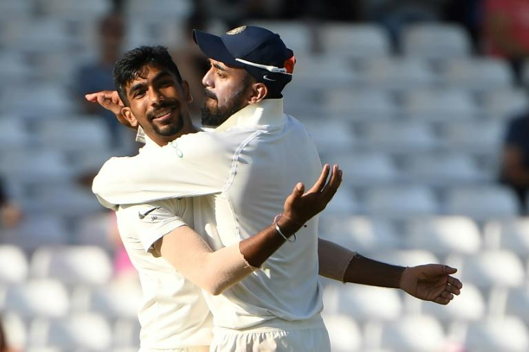 Bumrah dismissed Buttler, Bairstow and Woakes in a dramatic spell with the second new ball