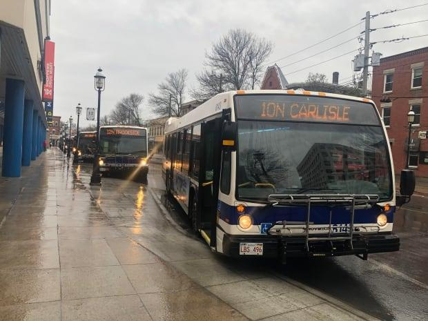 Kings Place is also a hub for public transit in downtown Fredericton, which hurts the chances of more convenient entrances to the mall.