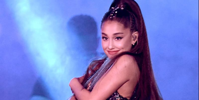 Awk Ariana Grande Tried To Fix Her Japanese 7 Rings Tattoo And
