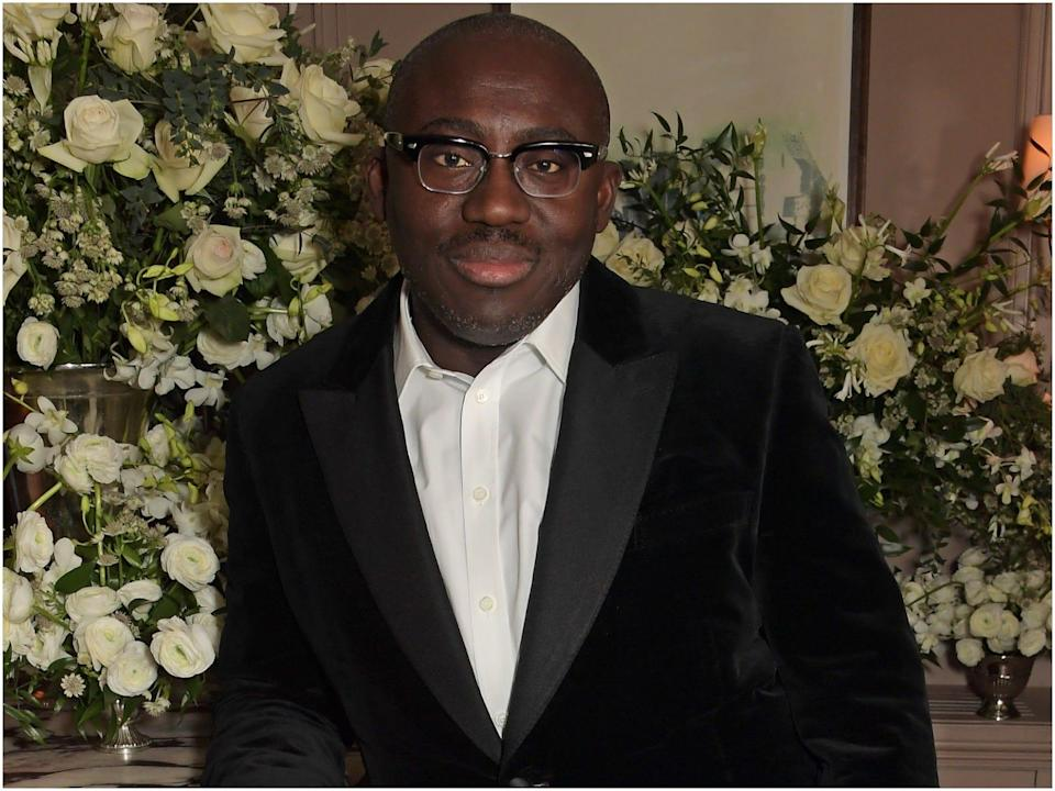 Edward Enninful has been editor-in-chief of British Vogue since 2017.