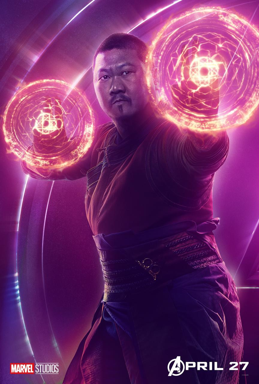 <p>Benedict Wong plays Strange's partner in magic. (Photo: Marvel Studios) </p>