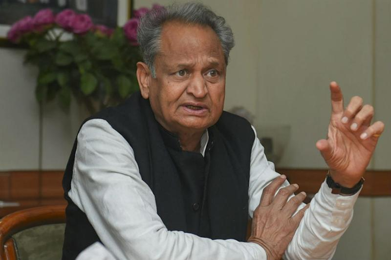 'Didn't Happen During Vajpayee's Time': Gehlot Accuses BJP of Plot to 'Topple' Rajasthan Govt