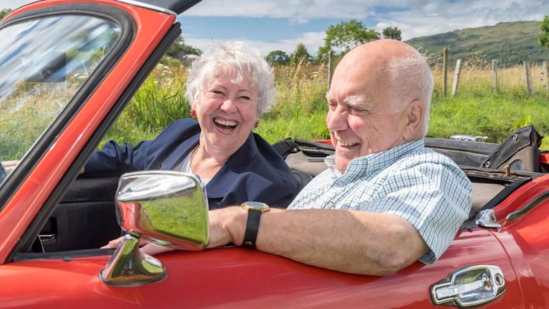 Retirees Driving