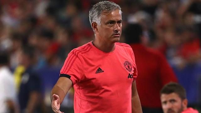 "Manchester United have reason to be alarmed by their competitors' ""fantastic"" squads, according to Jose Mourinho."