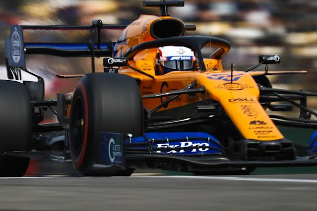 Seidl's first McLaren impression 'very good' - Sainz