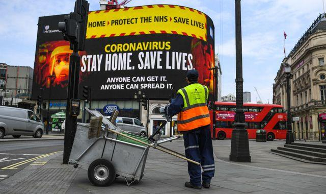 Coronavirus: Government dismisses claims of fresh two-week national lockdown