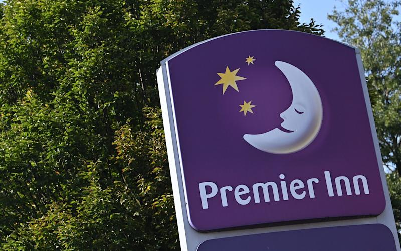 Questor: its strong finances mean Whitbread will survive where others may not. Hold