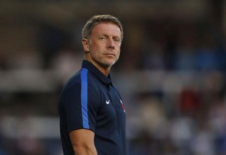 Britain Football Soccer - Hartlepool United v Sunderland - Pre Season Friendly - Victoria Park - 16/17 - 20/7/16 Hartlepool manager Craig Hignett  Action Images via Reuters / Lee Smith