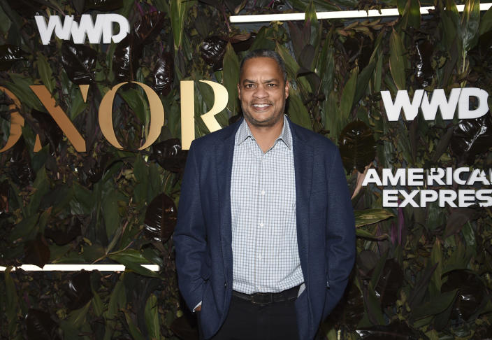 Stitch Fix COO Mike Smith attends the fourth annual Women's Wear Daily WWD Honors at the InterContinental Barclay on Tuesday, Oct. 29, 2019, in New York. (Photo by Evan Agostini/Invision/AP)