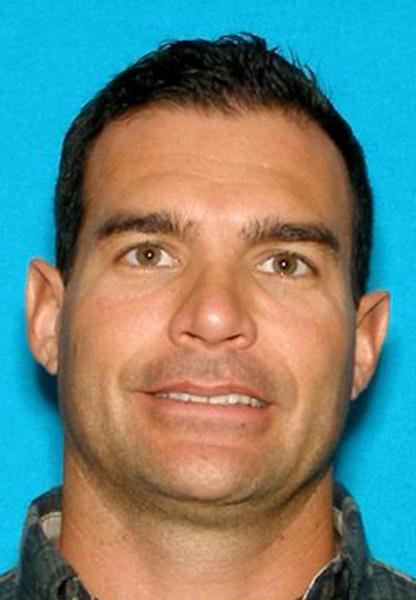 This image provided by the Las Vegas Metropolitan Police Department shows George Tiaffay, who was arrested Wednesday, Oct. 10, 2012, suspected of paying a homeless hitman $600 to kill his estranged wife. Tiaffay allegedly also promised $20,000 more, in a deadly pact that left a 46-year-old mother dead after a hammer attack at her Las Vegas apartment. (AP Photo/Las Vegas Metropolitan Police Department)