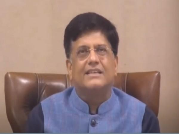 Union Minister of Commerce and Industry Piyush Goyal speaking at US-India Strategic Partnership Forum's 3rd Annual Leadership Summit on Tuesday.
