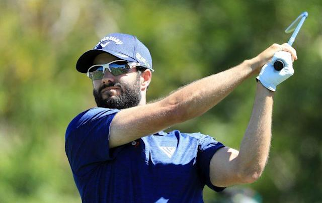 Adam Hadwin's enjoyed a good last two weeks (Getty Images)