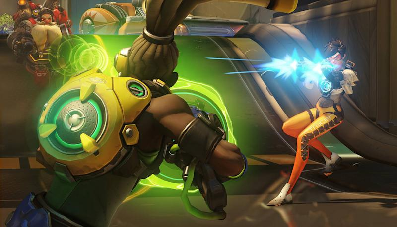 'Overwatch' Lúcio PTR Breakdown: Aura, Boop And Passive Changes From New Patch