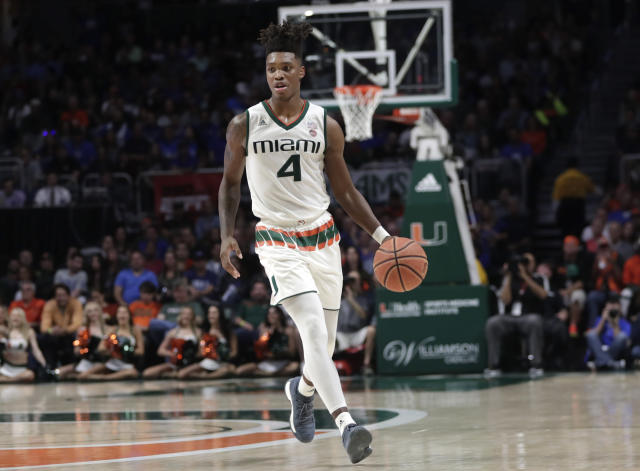 Lonnie Walker IV has an interesting theory about the world. (AP Photo)