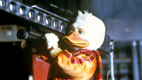 George Lucas Thinks Marvel Will Remake Howard The Duck