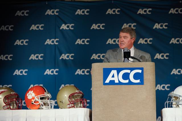 Report: ACC wants to 'deregulate' conference championship games