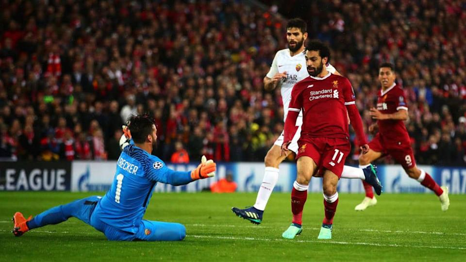 Salah contro la Roma | Chris Brunskill Ltd/Getty Images
