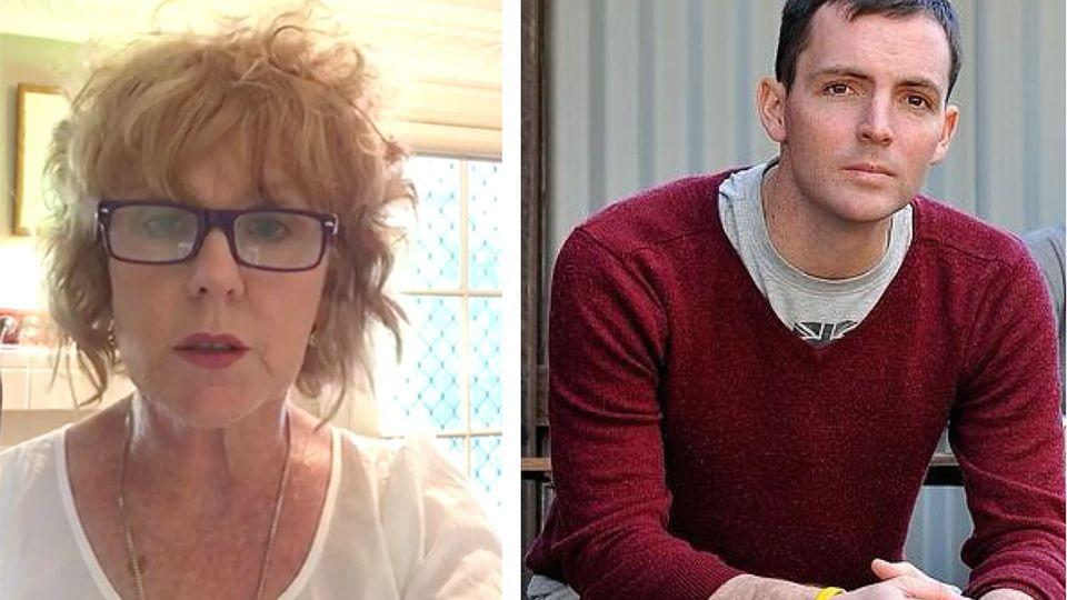 The tragic loss of her son Dan sparked Lucy's drive to campaign for medical marijuana legalisation.